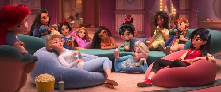 Ralph Breaks the Internet – Movie Review