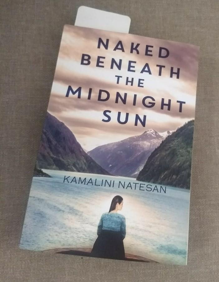 Book Review – Naked Beneath the Midnight Sun (Olympia, UK) Kamalini Natesan